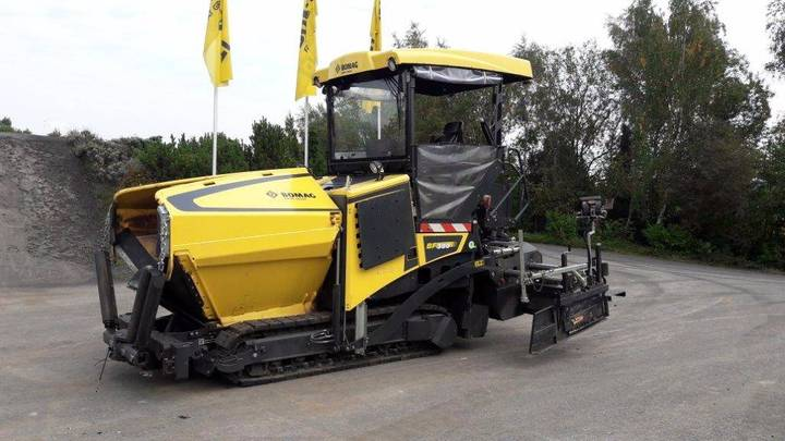 BOMAG Bf 300 C-2 S340-2 Tv - 2016