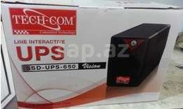 Tech-com ups 650VA at great prices call for delivery