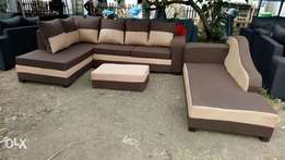 New Pure fabric n Hardwood Made 8seaters,offer!Ffree Delivery