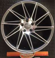 19 inch veeman limited edition wheel with tyres
