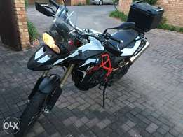 Facelift BMW F800GS '15 in NEW condition for sale