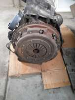 Alfa Romeo Twin Spark Engine parts . Complete engine with papers