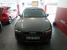 2013 Audi A3 TFSI DSG Sport 1.8, Color Grey, Price R240,000.