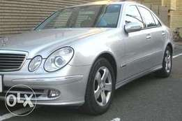 2006 Mercedes-Benz E240 Elegance accident free