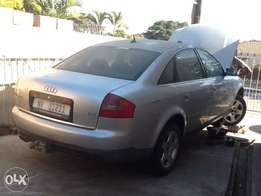 2001 audi a6 2.4 v6 stripping for spares