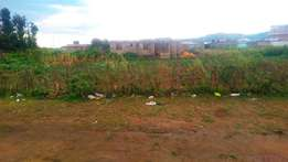 Commercial plot for sale 100mts from tarmac at Kikopey,Gilgil