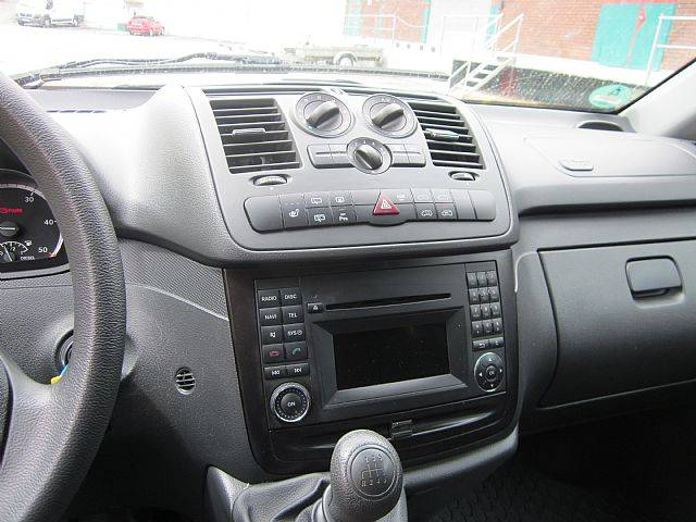 Mercedes-Benz Vito 113 Mixto 5 Sitze Klima Navi AHK LKW - 2013 - image 10