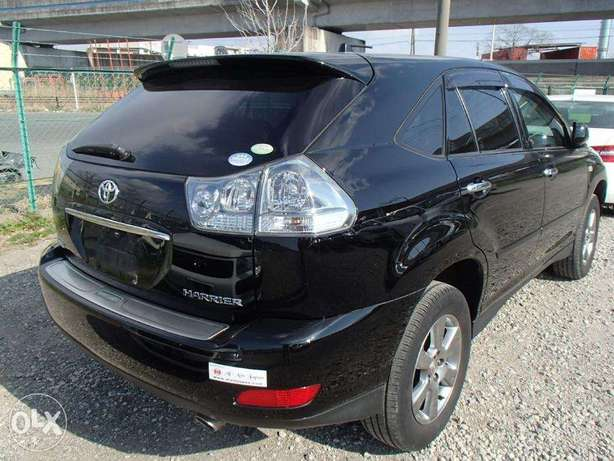 TOYOTA / Harrier Chassis # ACU35-0022 year 2009 Hurlingham - image 2
