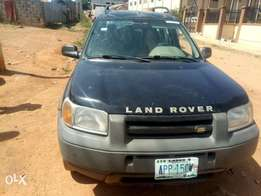 Registered 1st Body Land Rover