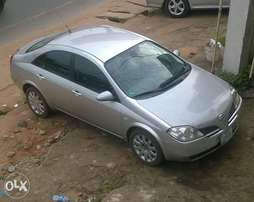 Nissan Primera '04 - EMERGENCY SALE