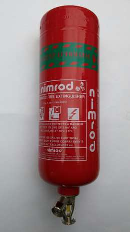 Automatic Fire Extinguisher Westlands - image 1