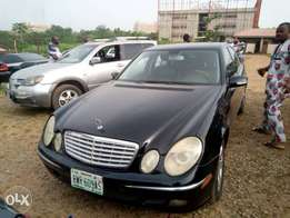 2006 Mercedes-Benz E350 formatic