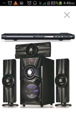 Djack Bluetooth Home Theatre Lagos Mainland - image 4