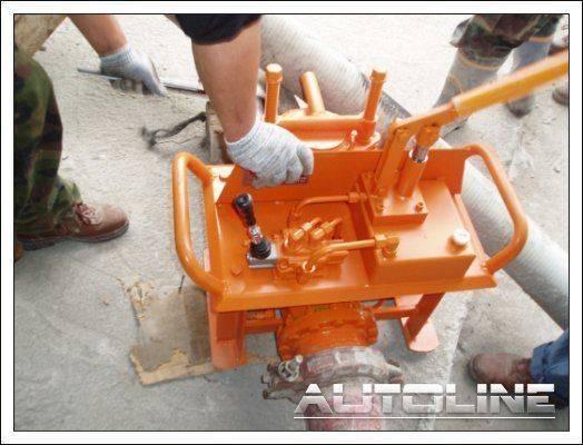 Pump new gidravlicheskie zadvizhki betonovoda (yuzhnaya koreya)