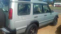 Land Rover Dicovery 4x4 7 seater