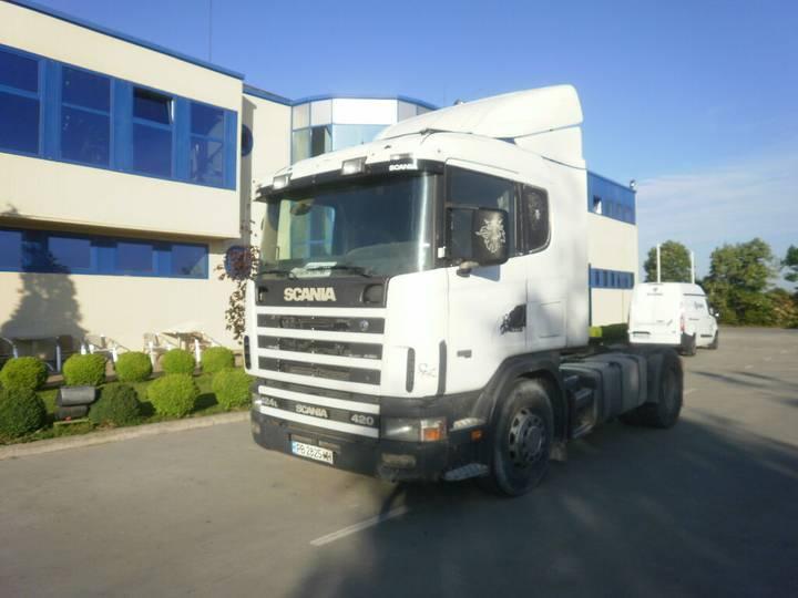 Scania 124-420 EUR 3 - 2001