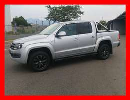2014 - AUTO - 8 SPEED !! - 4x4 - (132 KW) 2.0 BiTDi - VW Amarok
