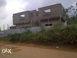 For Commercial/Residential use along Denro Road by Dews Plaza, Ojodu