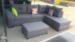 Offer? New fashion kisasa L trend sofas*free Delivery*