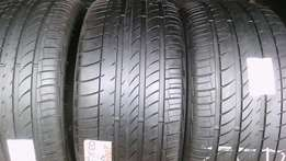X5 bmw runflat tyres available in stock
