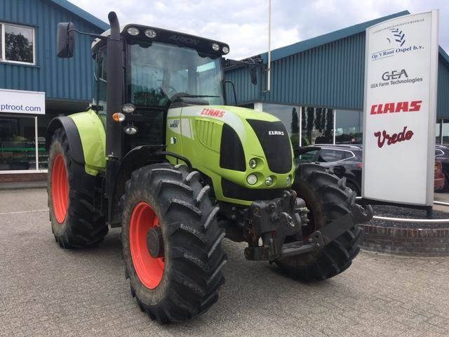 Claas Arion 630 Cis - 2012