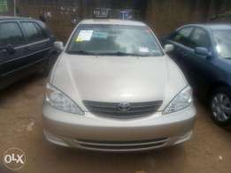 neat tokunbo 2003 camry