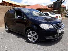 Volkswagen Touran 2010 Model 1.4l Kcj