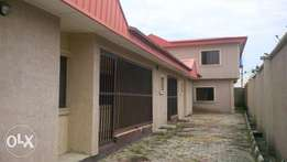 DESCENT 3&2Bed Bungalow+2Bed Up&Down at Aradagu Badagry C OF O