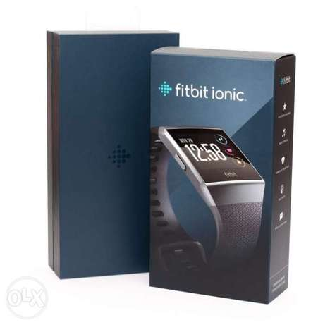Fitbit watch Iconic