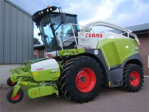 Claas 950 Forager - 2017 - image 3
