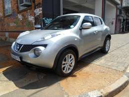 2014 model nissan juke 1.6,silver,45 000km,for sale