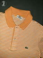 Lacoste polo t-shirt small size