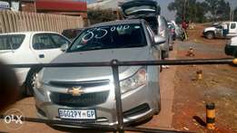 Chevrolet cruze 1.6 for sale