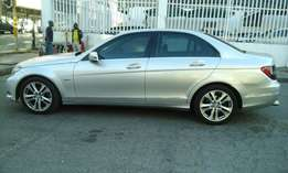 2012 model mercedes benz c180 cgi sedan,silver,105 000km,for sale