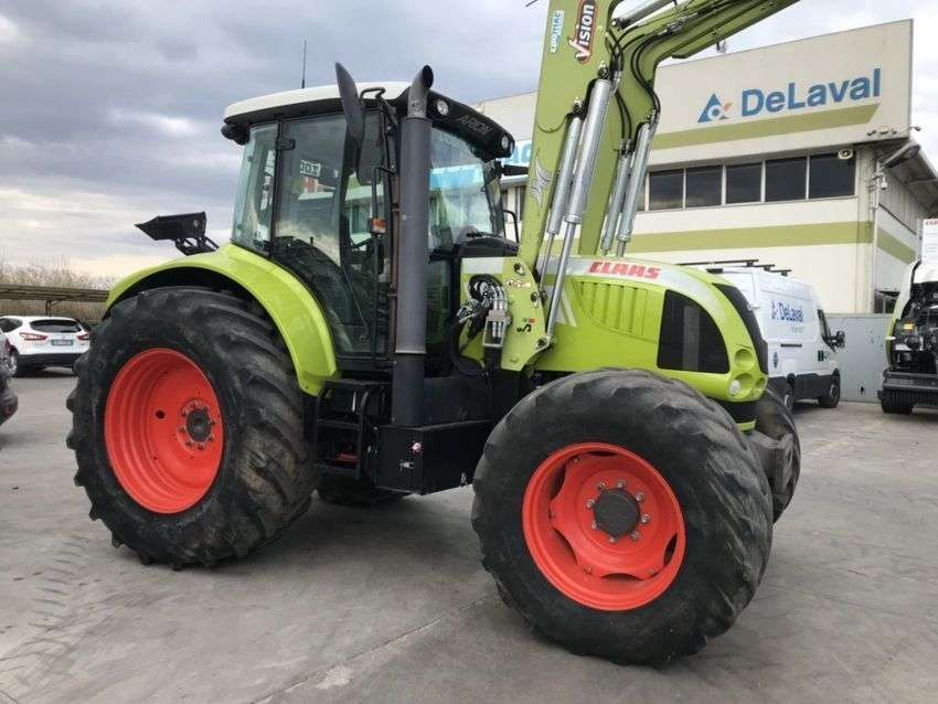 Claas arion 630 c - 2011 - image 2