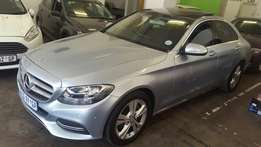 Mercedes-Benz c220 d, bluetec 2014 model for sale
