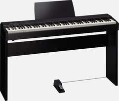 The perfect choice for a first piano with the Rolland F20