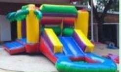 Jumping Castle with Slide for hire