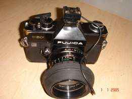 CAMERA FUJICA ST-801(vintage) with extra lens