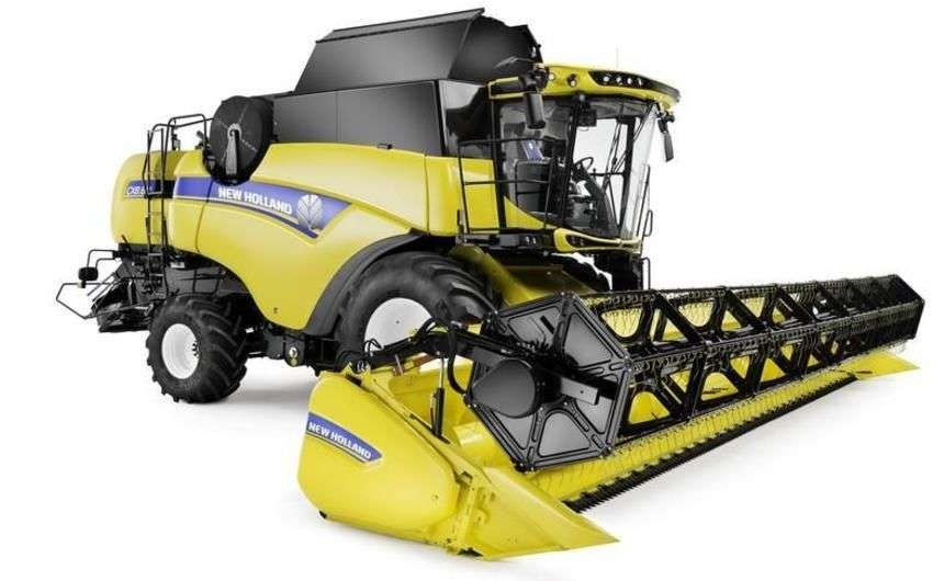 New Holland cx 8.85 - 2016