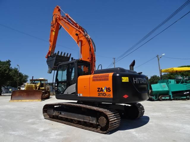 Hitachi Zx 210 Lc-5 B - 2013