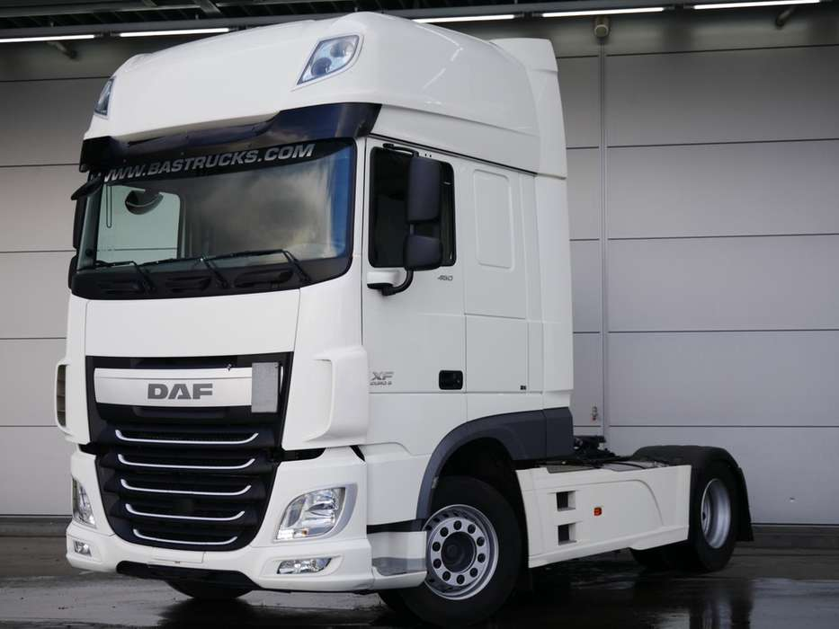 DAF XF 460 Super Space Cab ACC E6 / Leasing - 2016