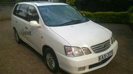 Toyota Gaia on quick quick sale 429999 price,slightly negotiable