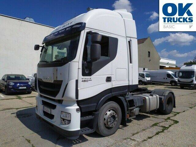 Iveco Stralis AS440S46 TP - 2013