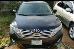 Super clean first body toyota venza 010 thumbstart with full option
