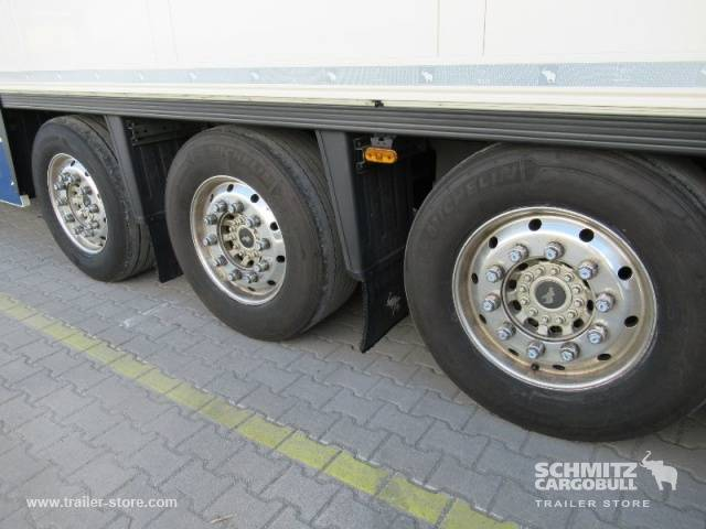 Schmitz Cargobull Tiefkühler Multitemp Doppelstock Trennwand - 2013 - image 10