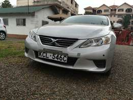 Very clean Toyota Mark X new shape 2010 model(Buy on Hire purchase)