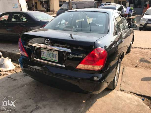 Registered 2003 Nissan Sunny Super Saloon (Buy And Drive) 650k Surulere - image 7
