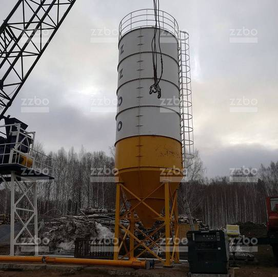 ZZBO Cement Silo Stsr-120 / Силос Цемента Сцр-120 - 2019