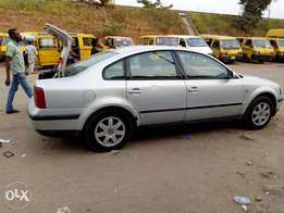 Tokunbo Volkswagen Passat for sale
